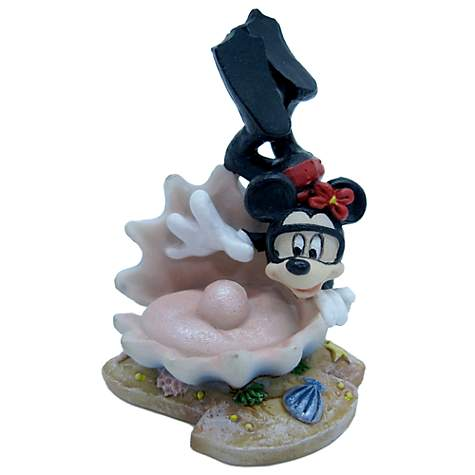 Penn Plax Diving Minnie Resin