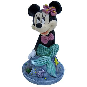 Penn Plax Mermaid Minnie Resin