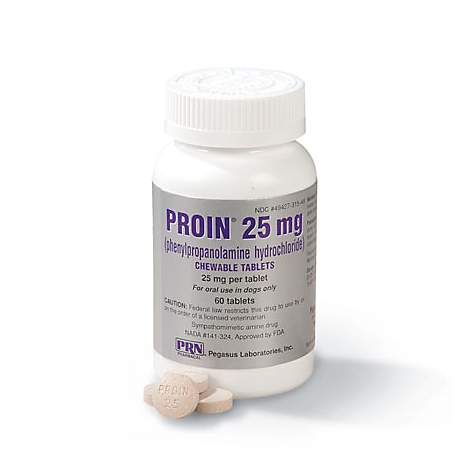 Proin 75mg Chewable