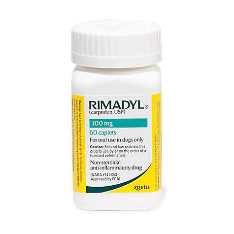 Rimadyl 100mg Chewable