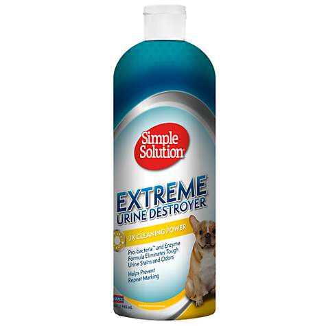 Simple Solution Extreme Pet Urine Destroyer