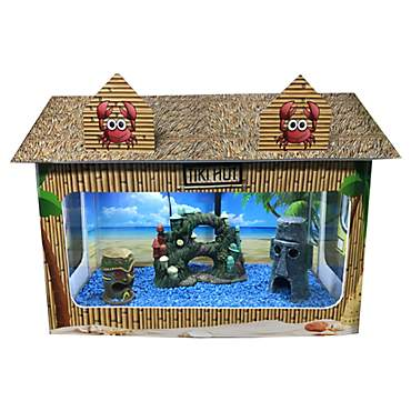 R&J Enterprises Tiki Hut Tank House