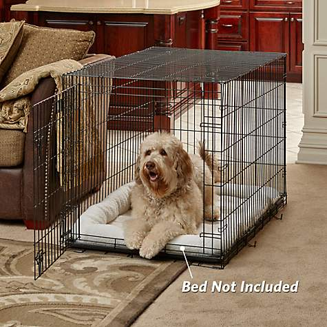Midwest Lifestages Fold & Carry Crate for Dogs, 48