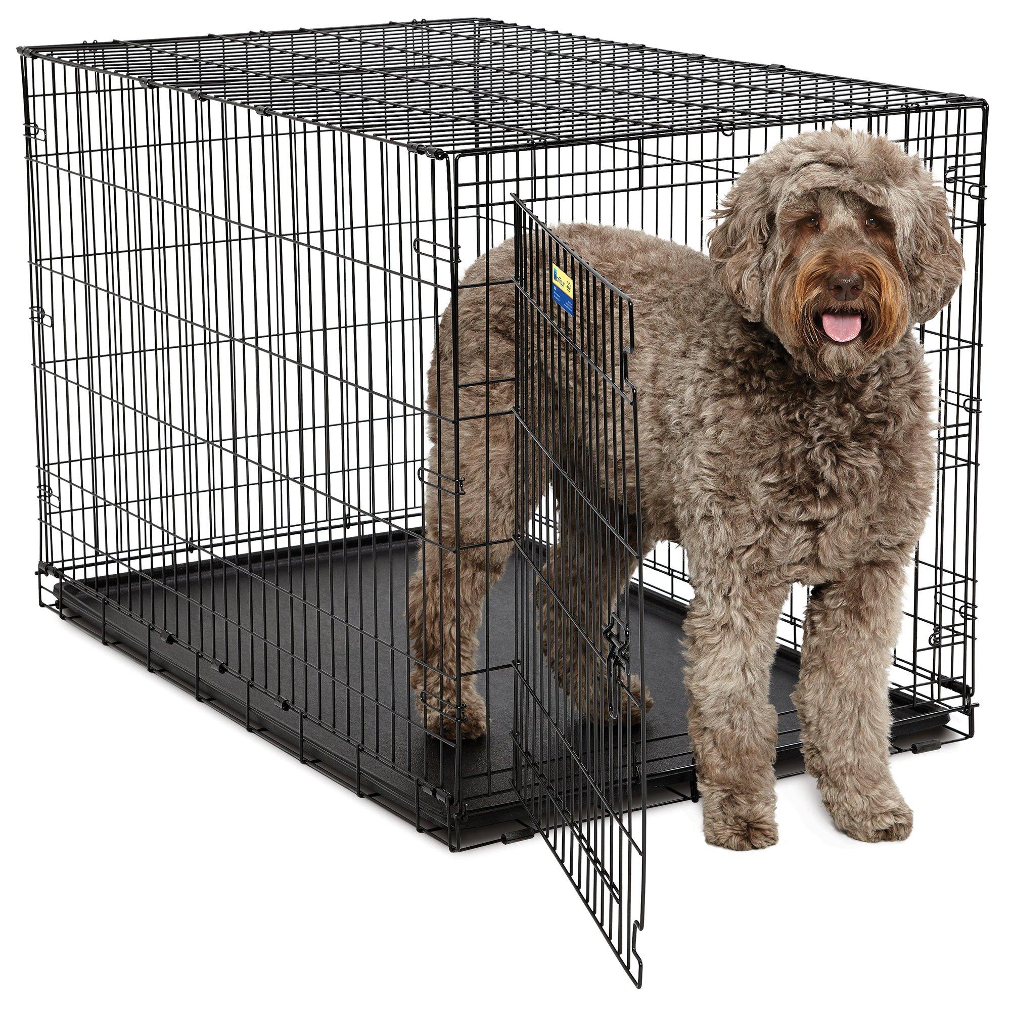 Midwest Contour Folding Dog Crate | Petco