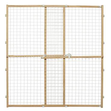 Midwest Wire Mesh Pet Safety Gate For Dogs Petco