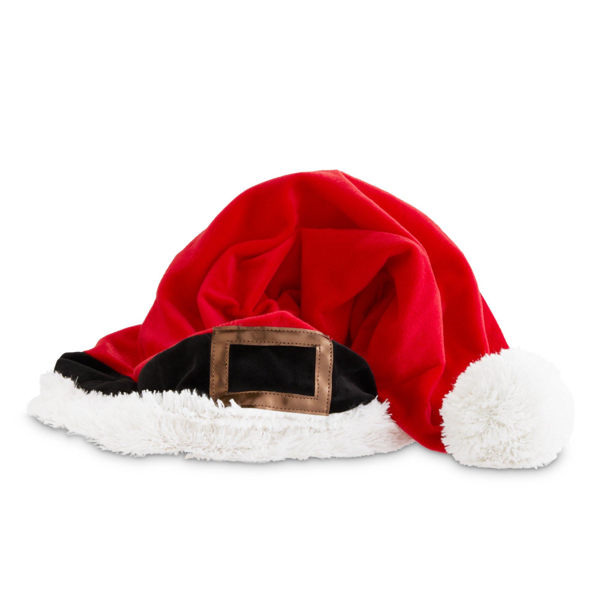 61d6bdd4c6eca Holiday Tails Santa s Hat Cat Crinkle Sack