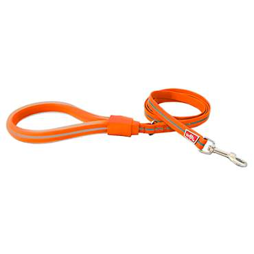Wigzi Waterproof Reflective Orange Leash for Dogs