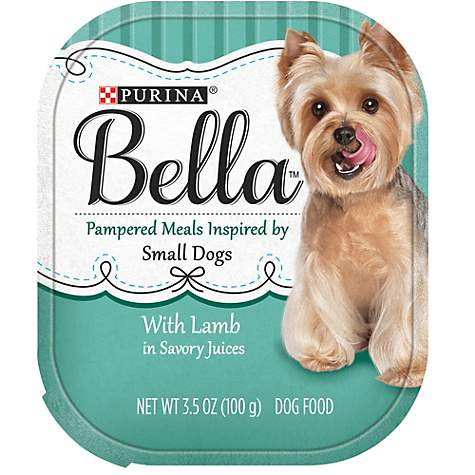 Purina Bella With Lamb in Savory Juices Adult Wet Dog Food