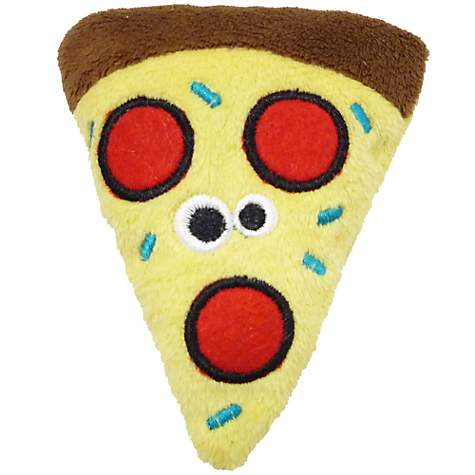 Mad Cat Peppurroni Pizza Toy for Cats