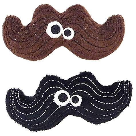 Mad Cat Meowstache Toy for Cats
