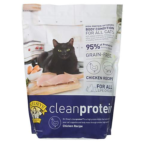 Dr. Elsey's Clean Protein Chicken Dry Food for Cats