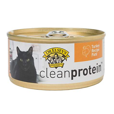 Dr. Elsey's Clean Protein Turkey Wet Food for Cats