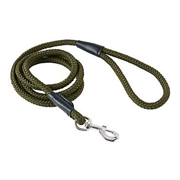 Track & Tail Green Rope Dog Leash