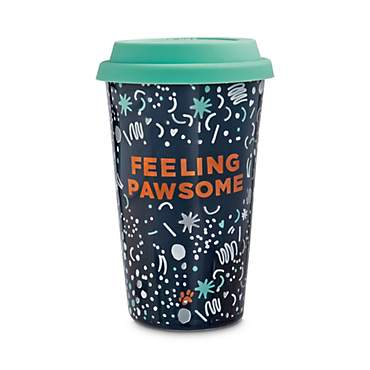 Oh Joy! Feeling Pawsome Travel Mug