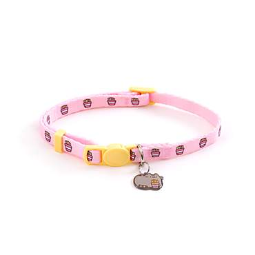 Pusheen French Fries Cat Collar