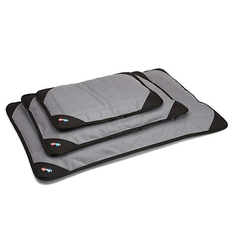 Caldera Hot & Cold Gray Dog Beds