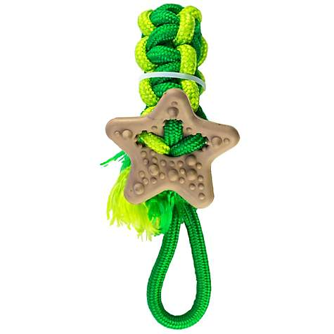 4BF Tugging Star Natural Dog Toy
