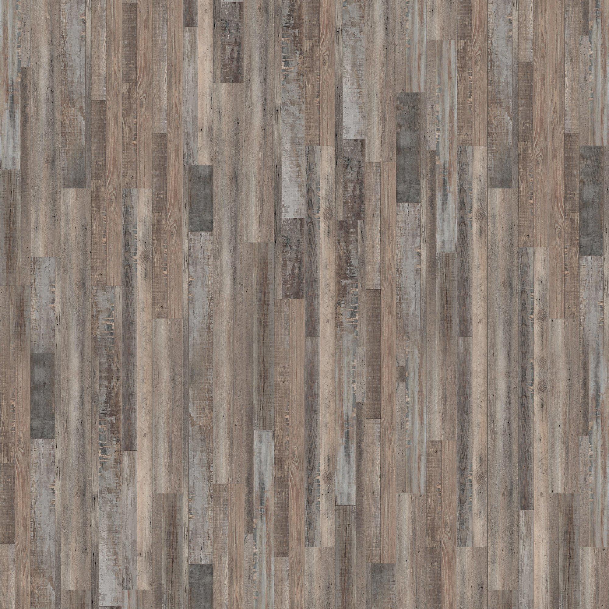 Cali Vinyl Pro Pet Proof Flooring, Redefined Pine (23.77 Sq Ft/box), 5.181 Lb