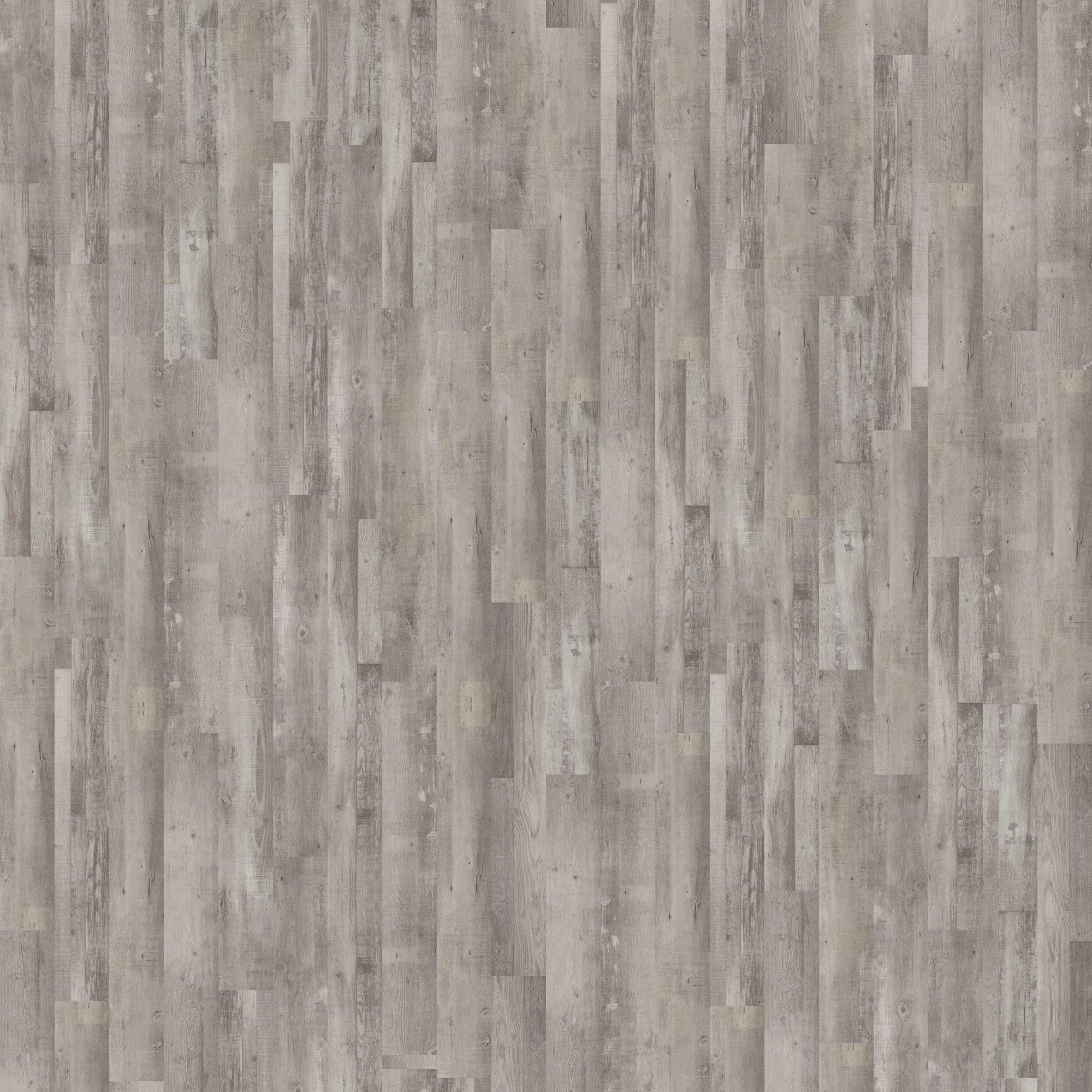 Cali Vinyl Pro Pet Proof Flooring, Gray Ash (23.77 Sq Ft/box), 5.181 Lb
