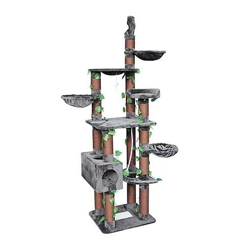 Kitty Mansions Mount Hood Cat Tree