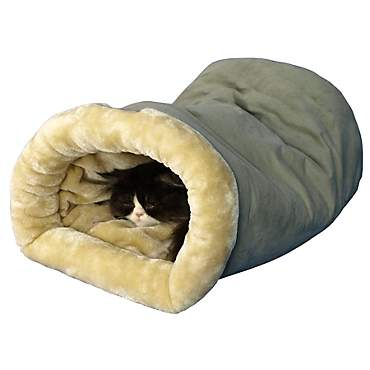 Armarkat Hideaway Cat Bed in Sage Green