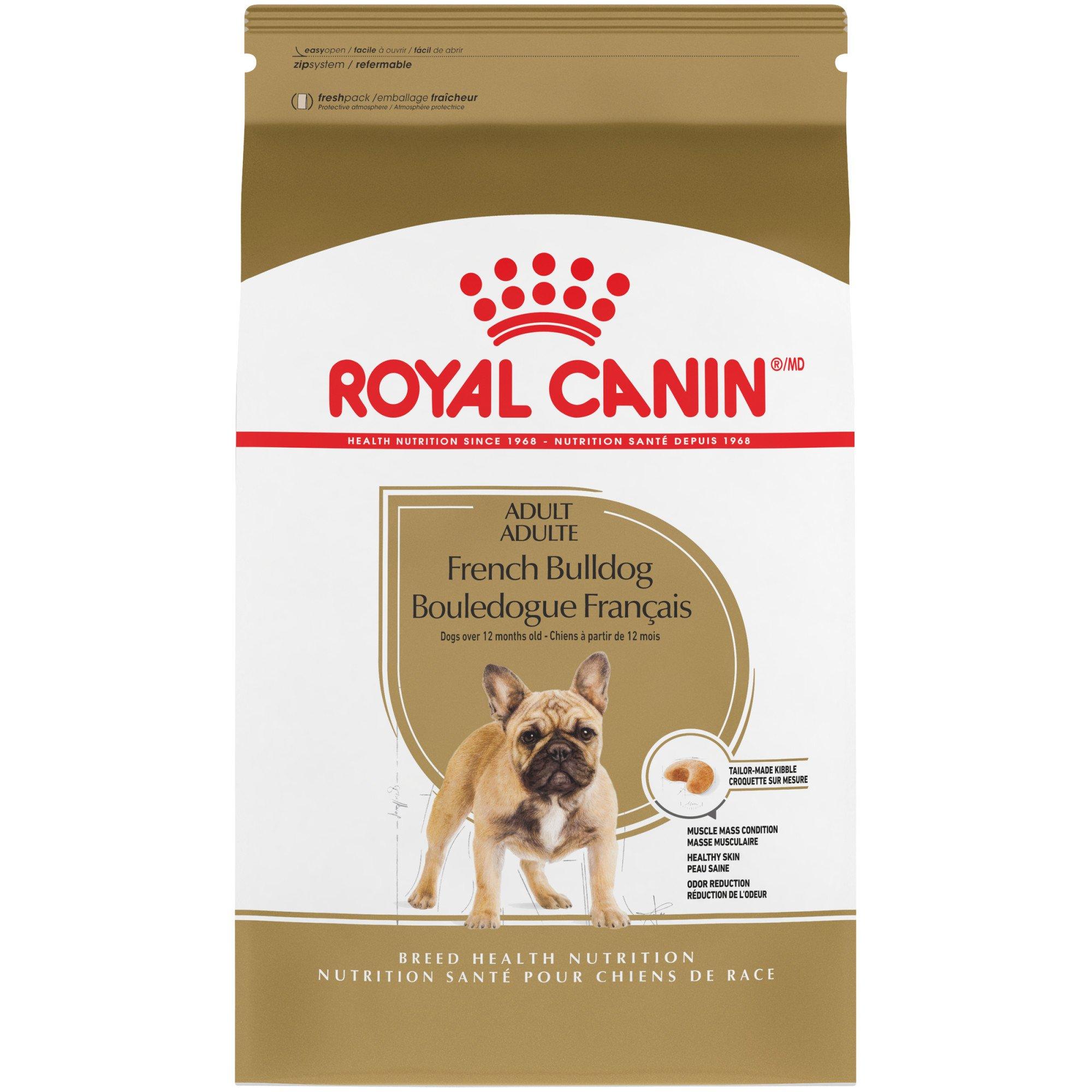 Upc 030111457868 Royal Canin French Bulldog Adult Dry