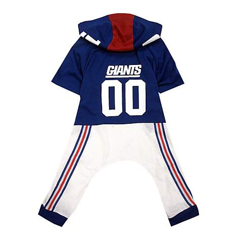 c7a558311 Pets First New York Giants Team Uniform Onesi for Dogs
