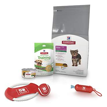 Hill's Science Diet Small & Toy Puppy Kit