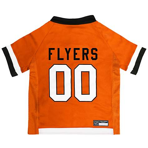 online store fa498 2a936 Pets First Philadelphia Flyers Dog Jersey, X-Large