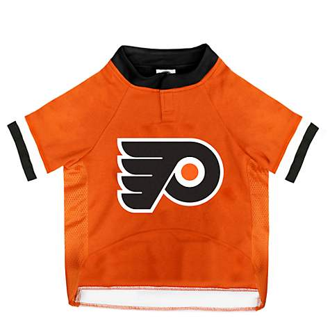 8a7ccd620 Pets First Philadelphia Flyers Dog Jersey