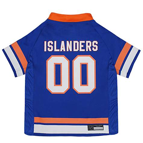 593c4ab147c Pets First New York Islanders Dog Jersey | Petco