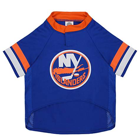 best sneakers 18e5b 998e5 Pets First New York Islanders Dog Jersey, X-Small