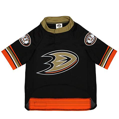 timeless design 2cde9 e00e5 Pets First Anaheim Ducks Dog Jersey, X-Small