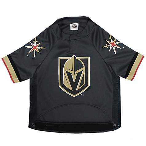 new style 7f8d0 5c3f3 Pets First Vegas Golden Knights Dog Jersey, X-Small