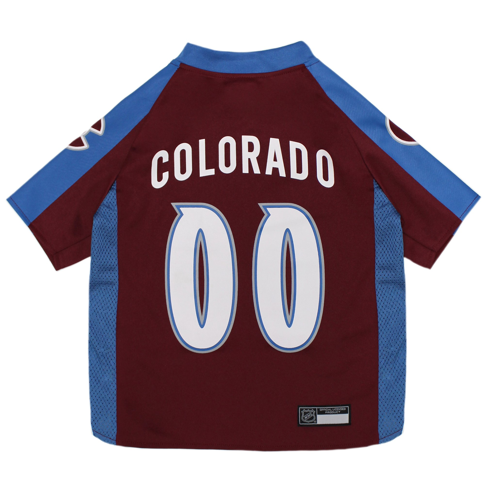 bc36bec4a Pets First Colorado Avalanche Dog Jersey