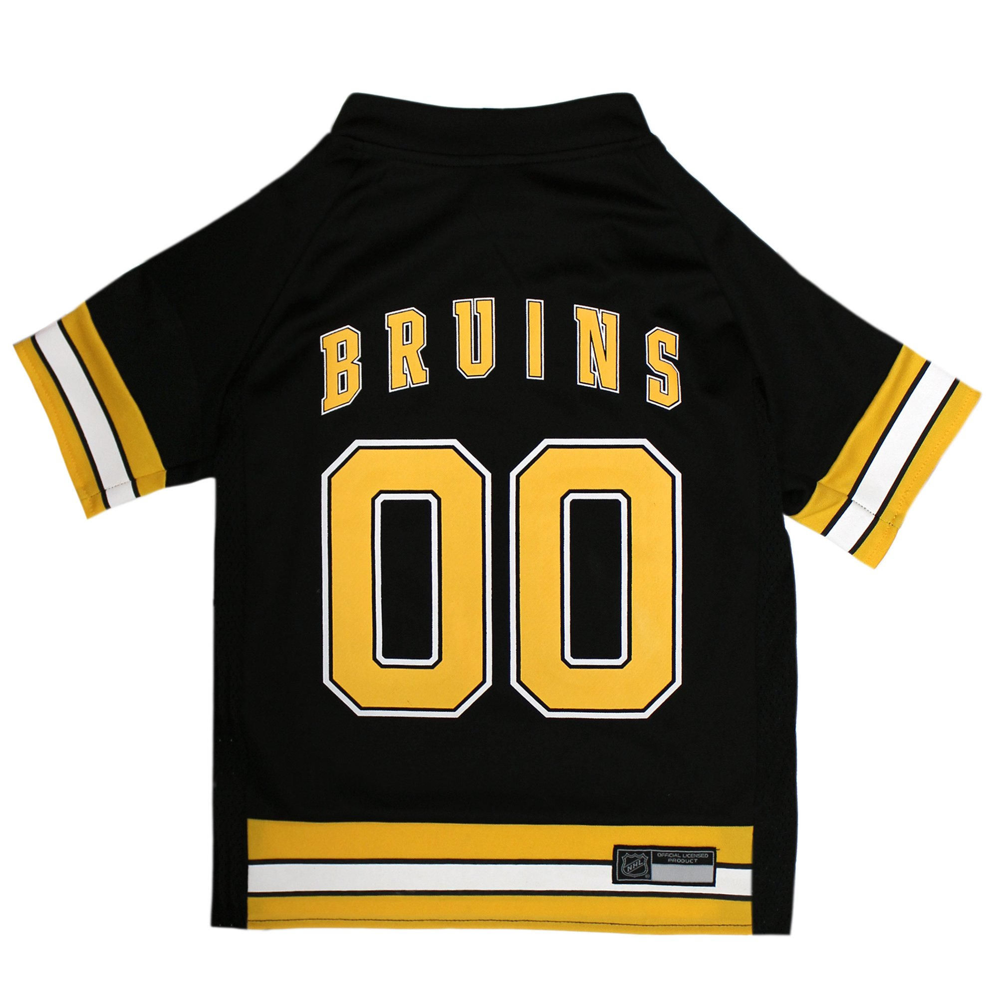 on sale 1bf00 288ea Pets First Boston Bruins Dog Jersey, X-Large | Petco