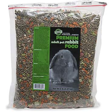 Drs. Foster and Smith Signature Series Premium Adult Pet Rabbit Food