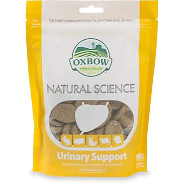 Oxbow Natural Science Urinary Support Hay Tabs