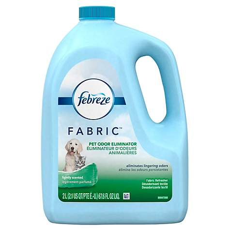 Febreze Fabric Refresher Dog Cleanup Pet Odor Eliminator, 67 6 fl  oz