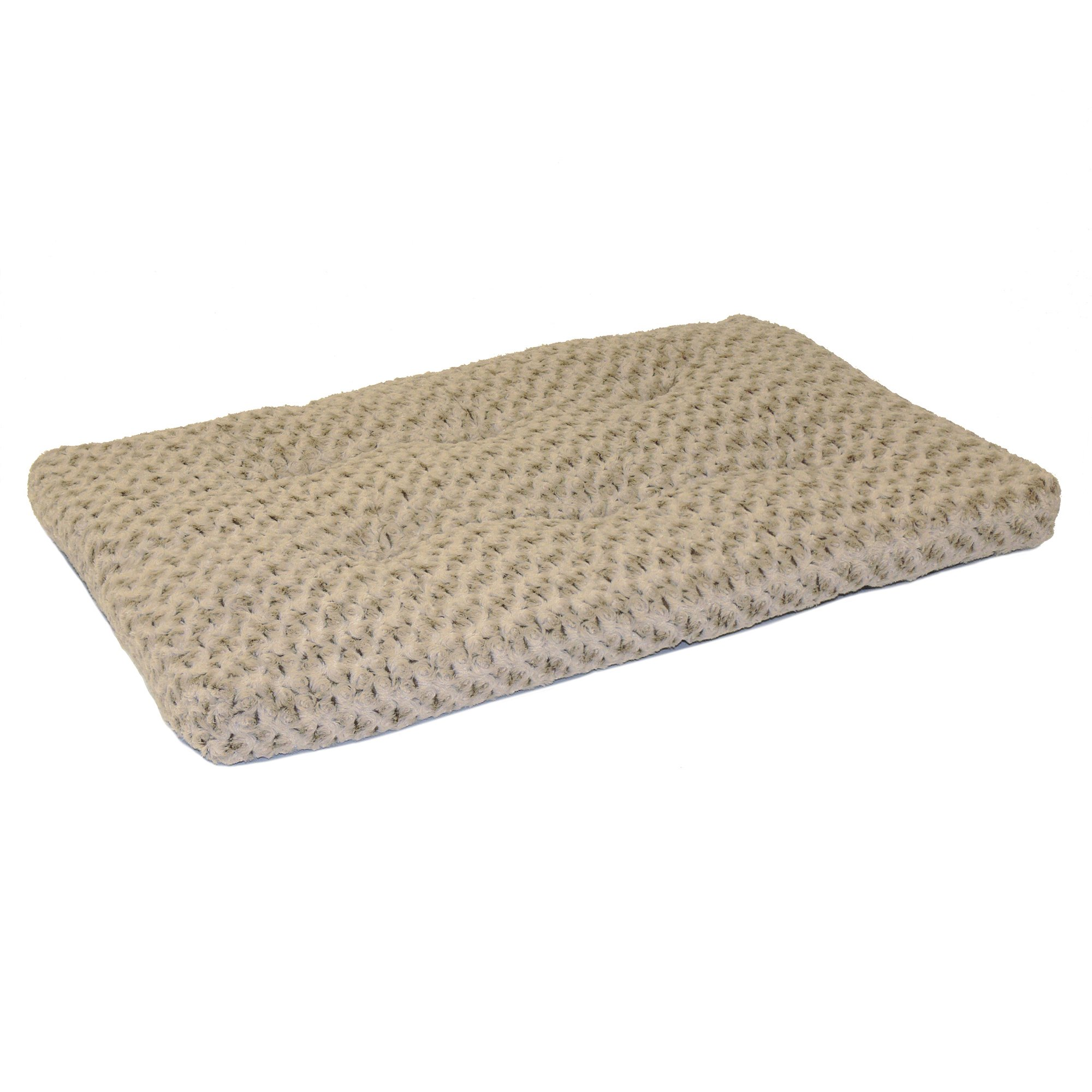 Midwest Quiet Time Ombre Taupe Dog Bed, 46