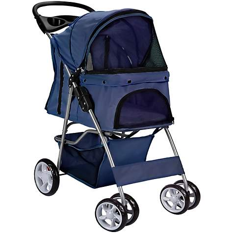 dog strollers petco