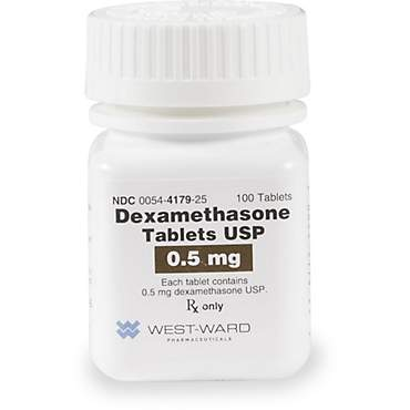 Dexamethasone .5 mg Tablets