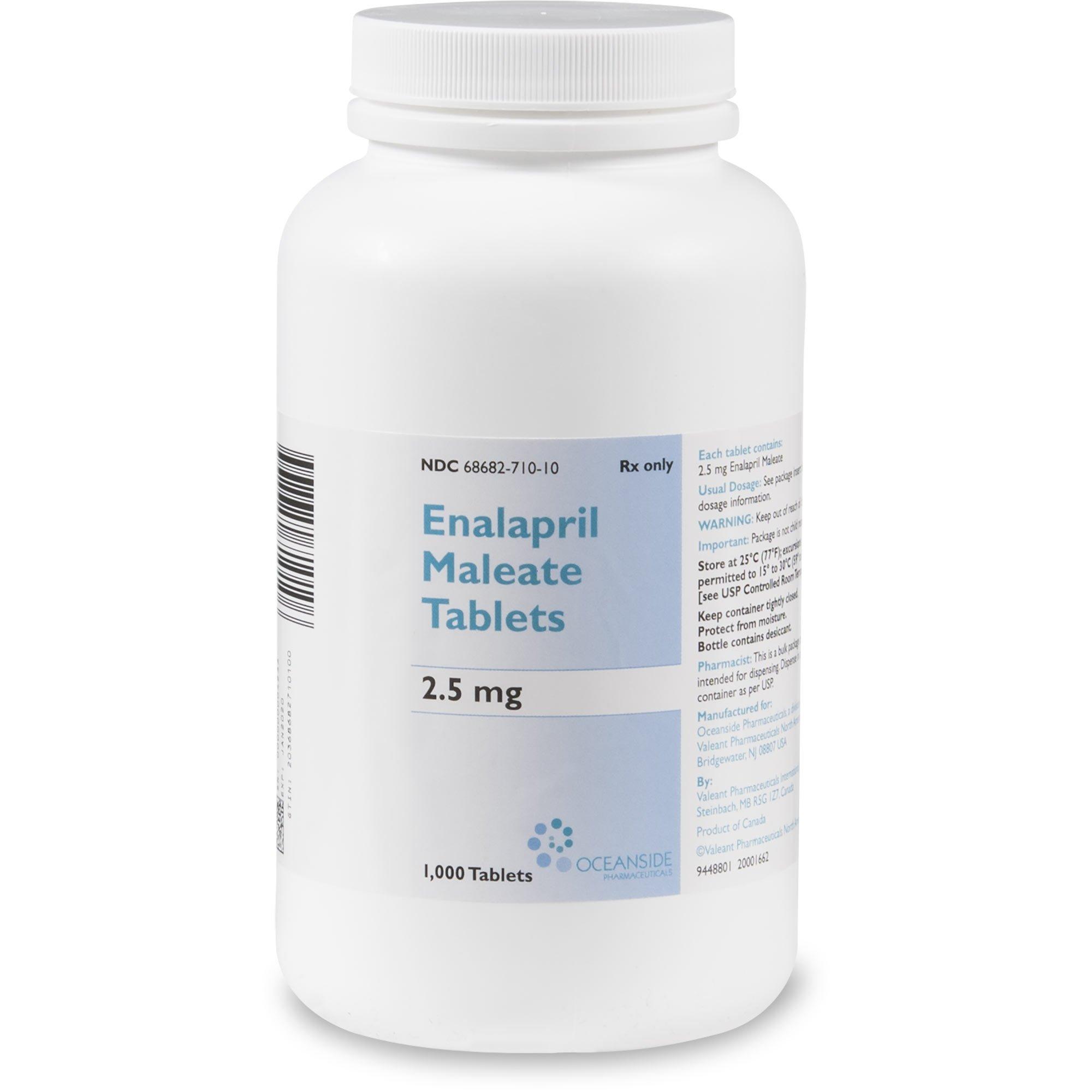 Enalapril 20 mg Tablets | Petco