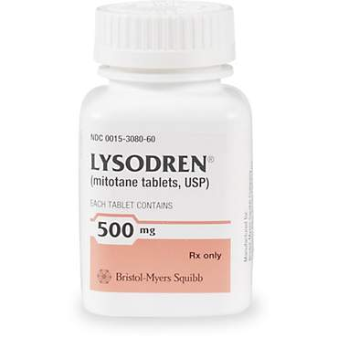 Lysodren 500 mg Tablets