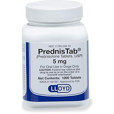 Prednisolone 5 mg Tablets