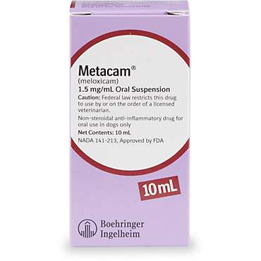 Metacam 1.5 mg/mL Oral Suspension
