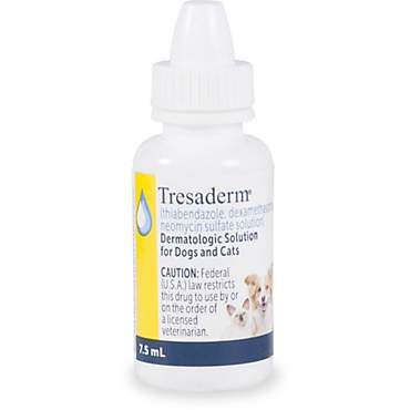 Tresaderm Topical Solution