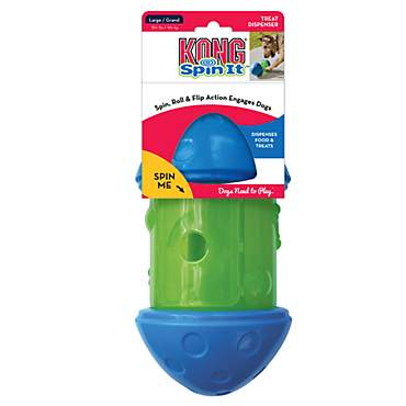 KONG Spin It Treat Dog Toys