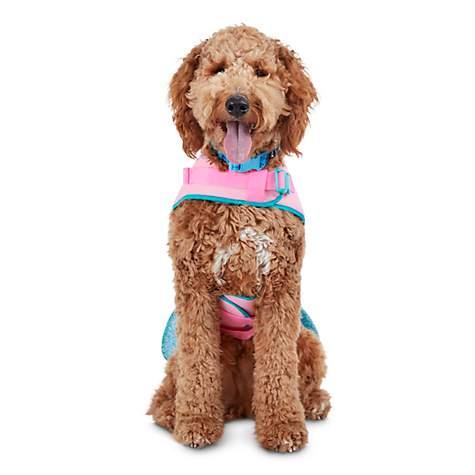 Good2Go Mermaid Dog Flotation Vest, X-Small