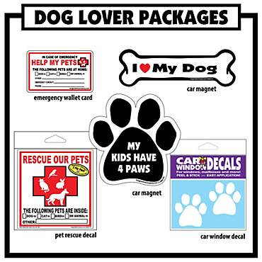 Imagine This Dog Lover Gift Package